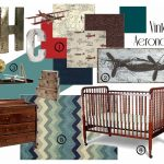 Vintage Airplane Nursery for Boys