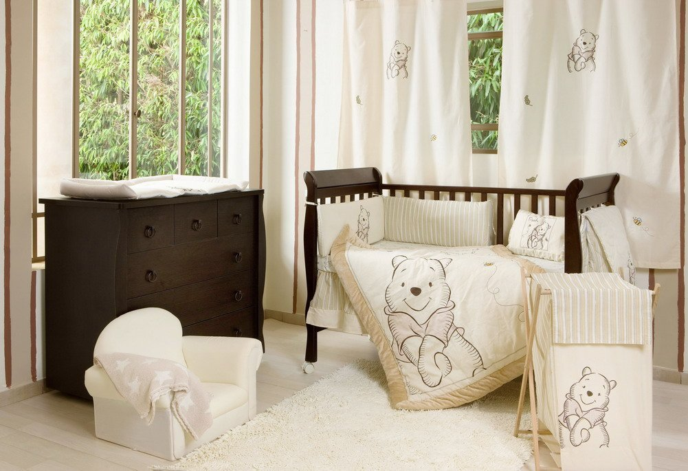 Picture of: Vintage Winnie The Pooh Nursery Design