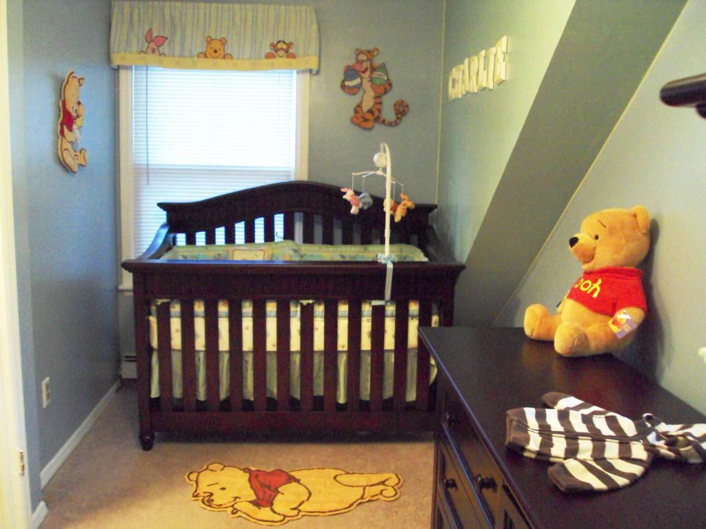 Picture of: Vintage Winnie The Pooh Nursery Ideas Picture