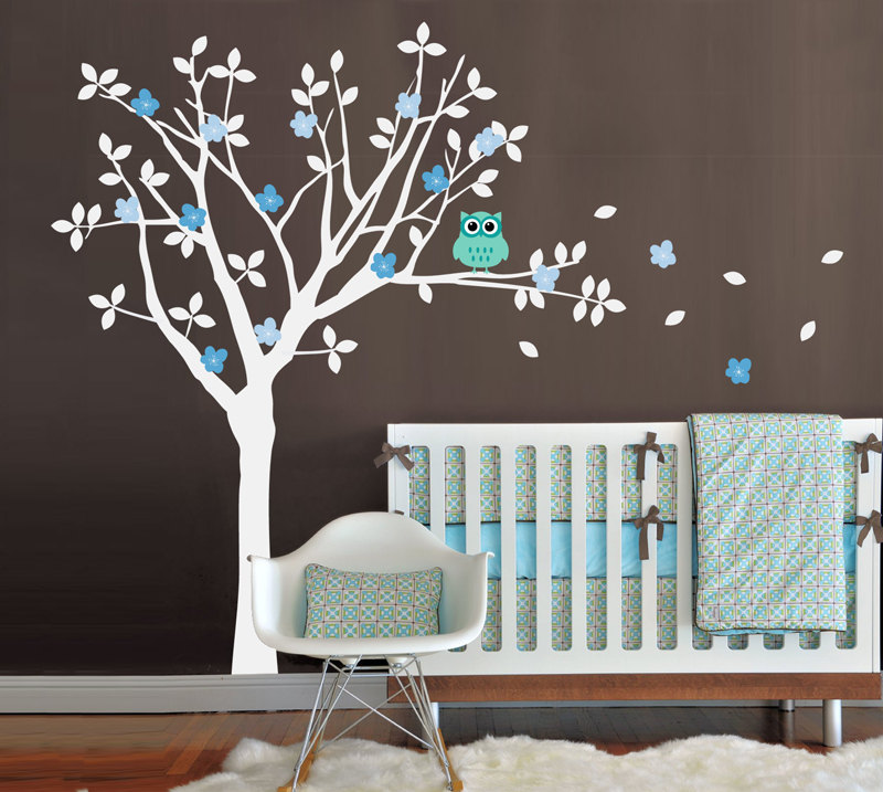 Image of: Wall Decals for Nursery Decoration