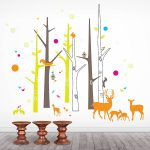 Wall Stickers for Nursery Design