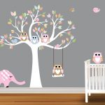 Wall Stickers for Nursery Ideas