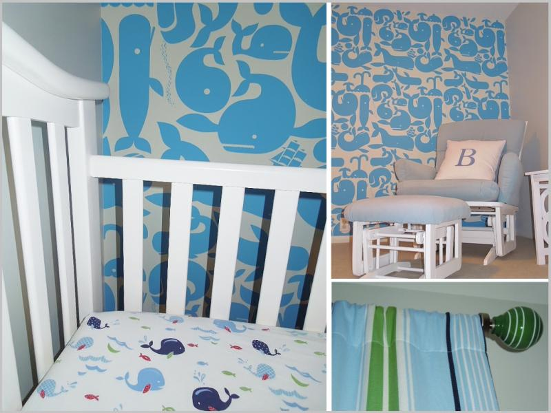 Picture of: Whale Nursery Decor Ideas