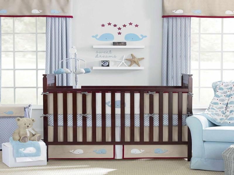 Picture of: Whale Nursery Decor Imagination