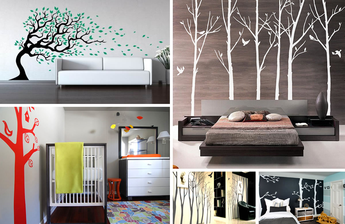 Picture of: White Tree Nursery Decals save