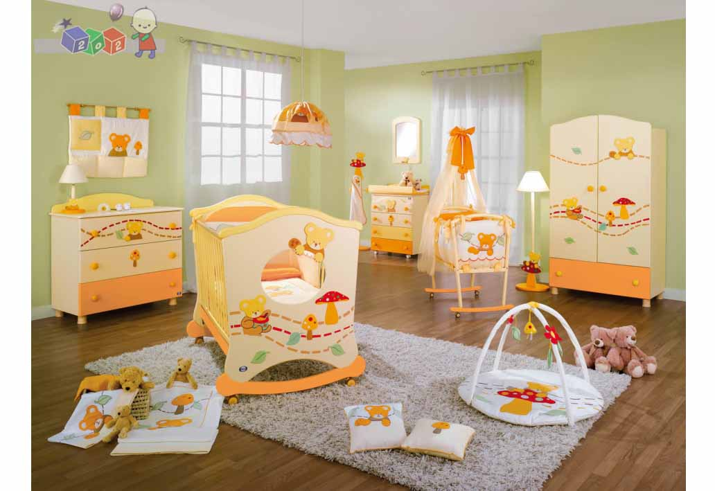 Picture of: Winnie the Pooh Nursery Design