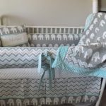 Wonderful Elephant Nursery Bedding