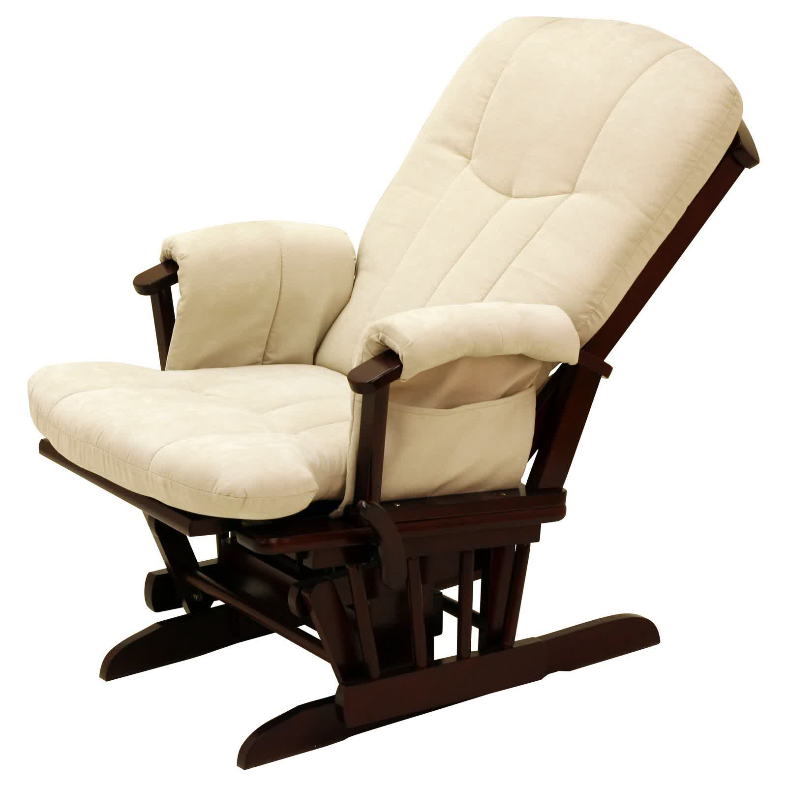 Picture of: Wood Nursery Glider