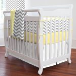 Yellow And Gray Nursery Bedding Queen