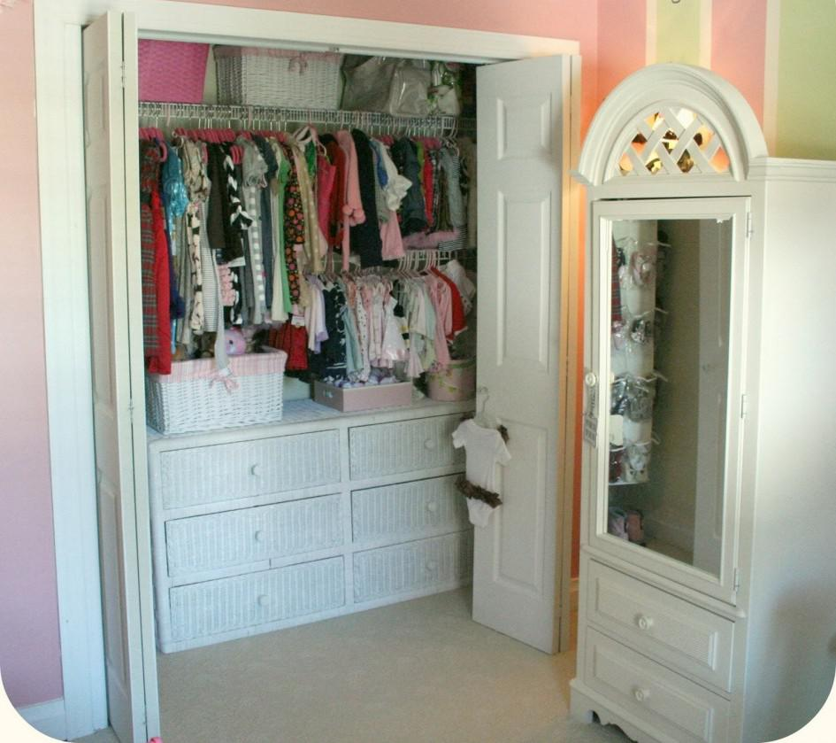 Picture of: nursery closet organizer image