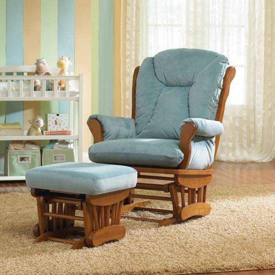 Picture of: Nursery Rocker Photo