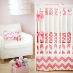 Orange Chevron Nursery