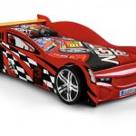 Photos of Race Car Toddler Bed