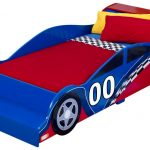Race Car Toddler Bed Image