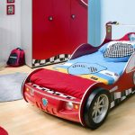 Race Car Toddler Bed Picture