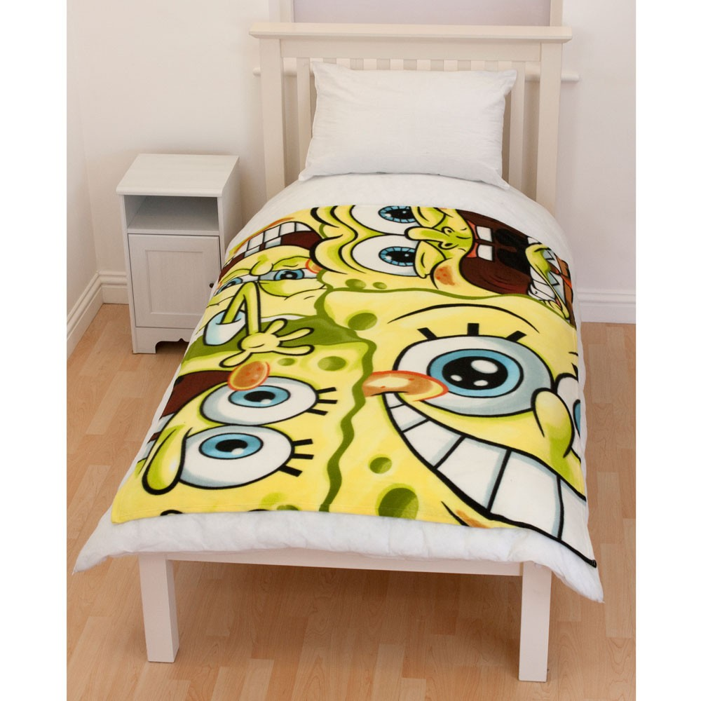 Picture of: Spongebob Toddler Bed Set Gallery