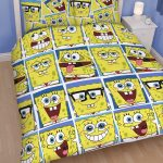 Spongebob Toddler Bed Set Photo