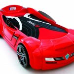 Sports Race Car Toddler Bed