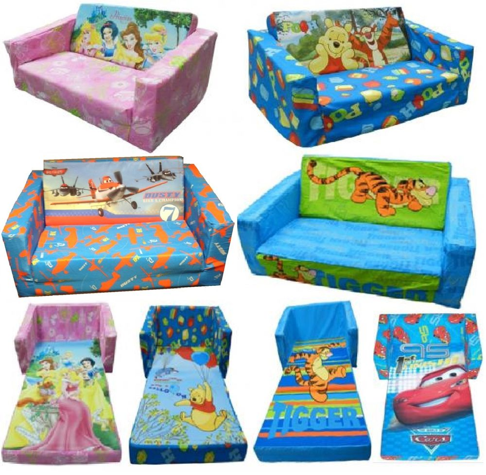 Image of: Toddler Couch Bed Fold