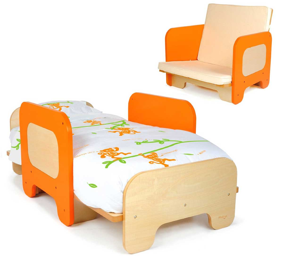 Image of: Toddler Couch Bed princess couch bed