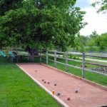 Affordable Bocce Ball Court