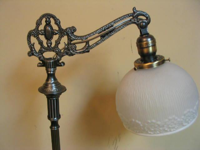 Image of: Antique Floor Lamps Australia
