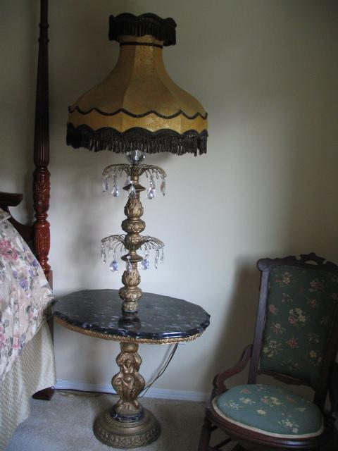 Image of: Antique Floor Lamps Brisbane