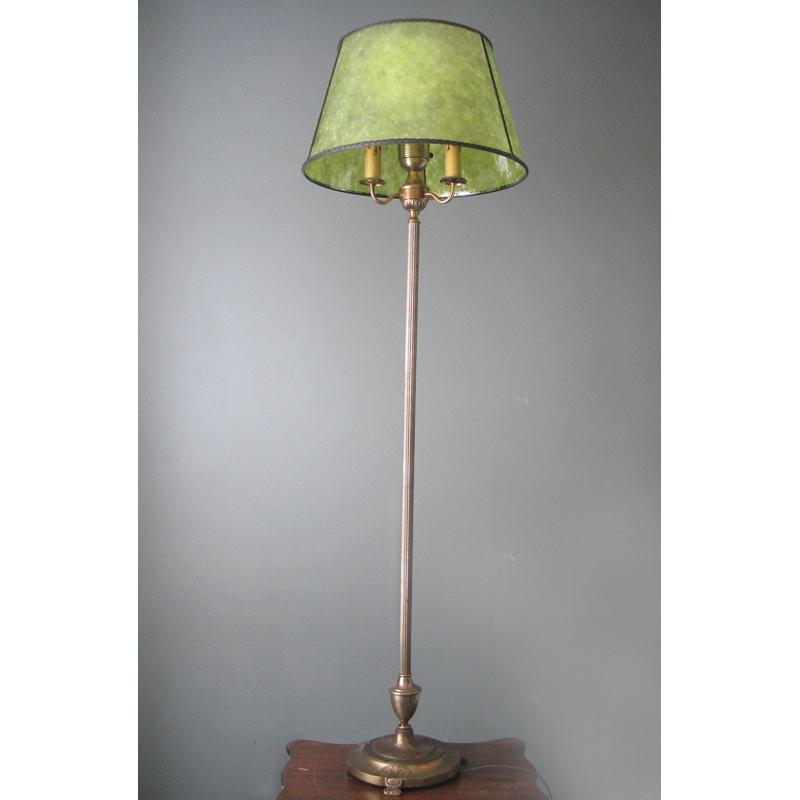 Image of: Antique Floor Lamps Melbourne