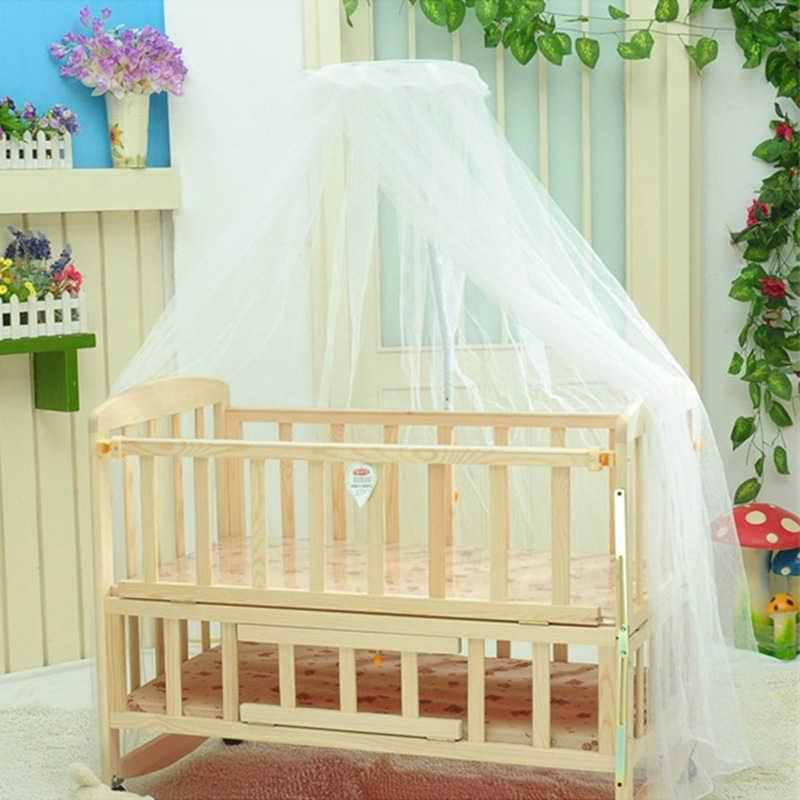 Picture of: Baby Crib Canopy Netting