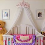 Best Crib Canopy Crown For Girl