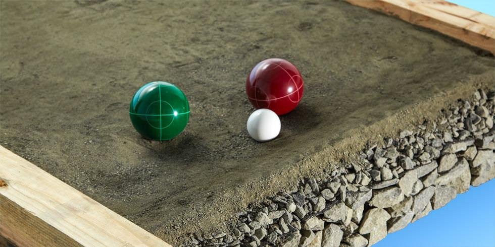 Picture of: Bocce Ball Court Pictures