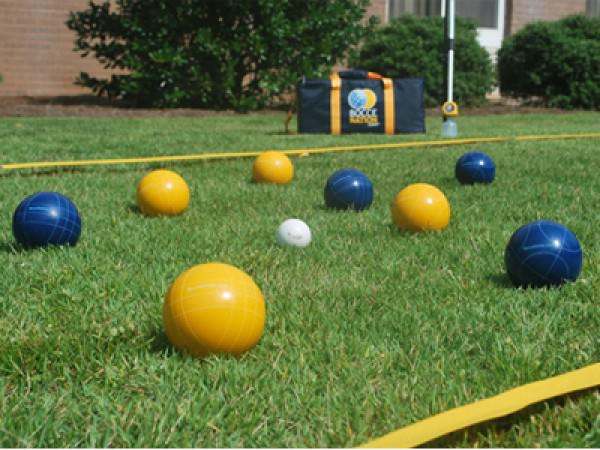 Picture of: Bocce Ball Court Portable