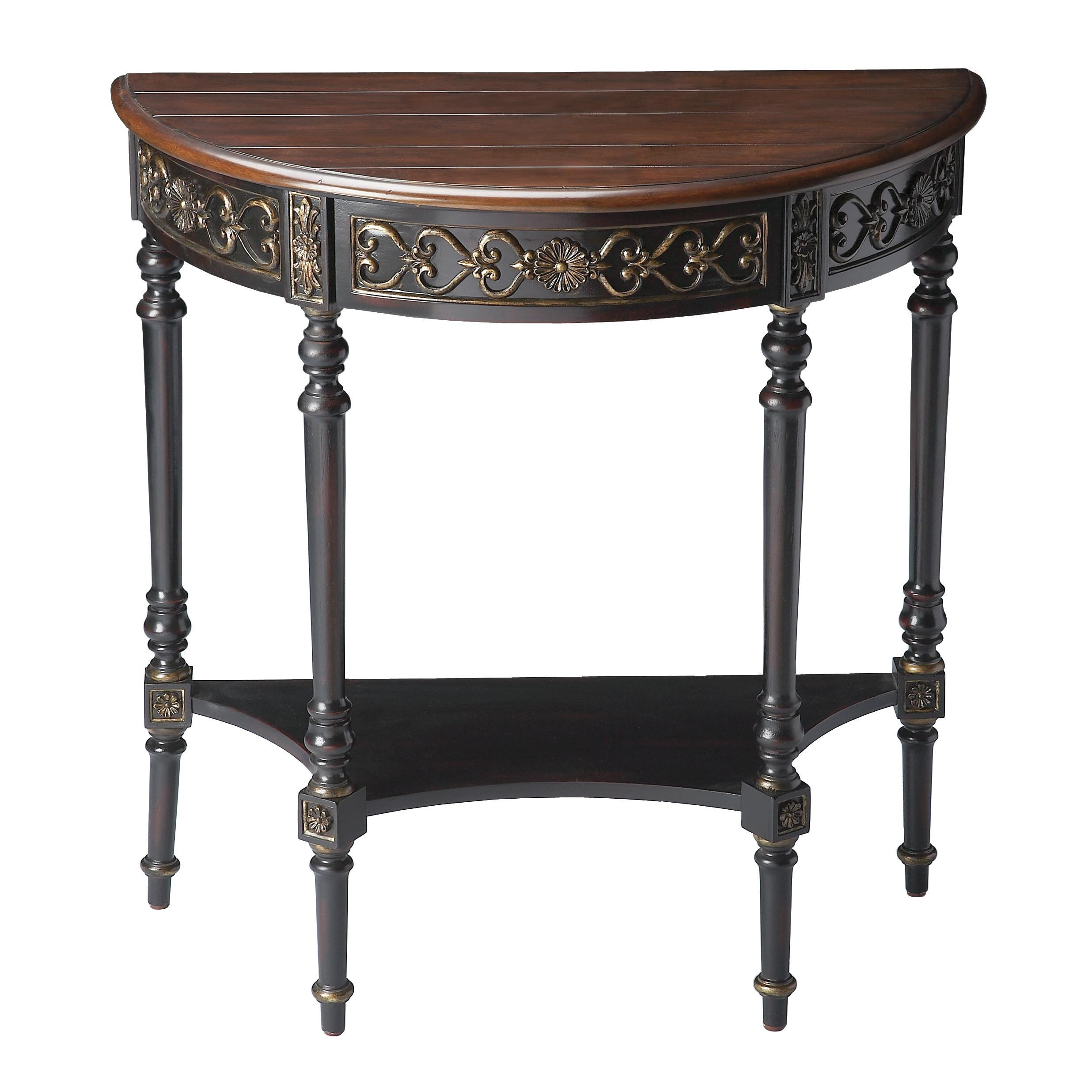Demilune Console Table Holly Hunt