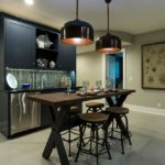 Houzz Revere Pewter Dining Room