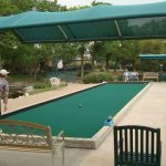 Low Cost Bocce Ball Court