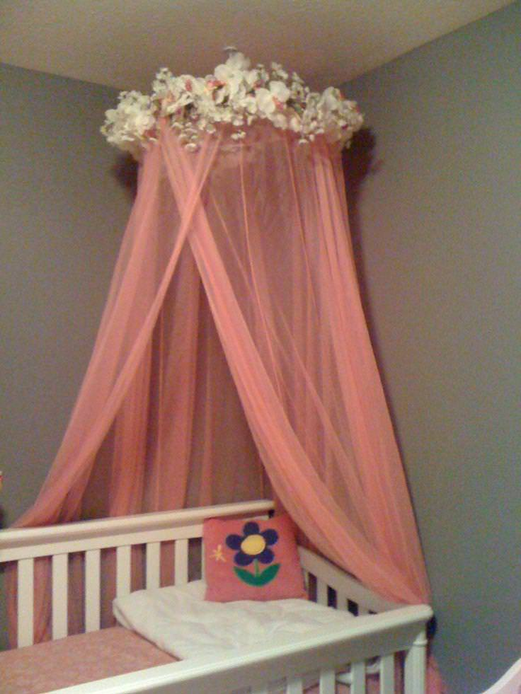 Low Cost Crib Canopy