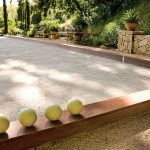 Oyster Shell Bocce Court