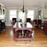 Pewter Dining Room Chairs