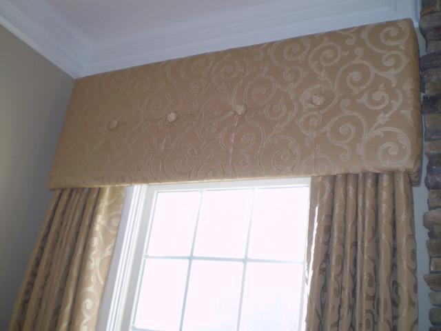 Picture of: Window Cornice Design Ideas
