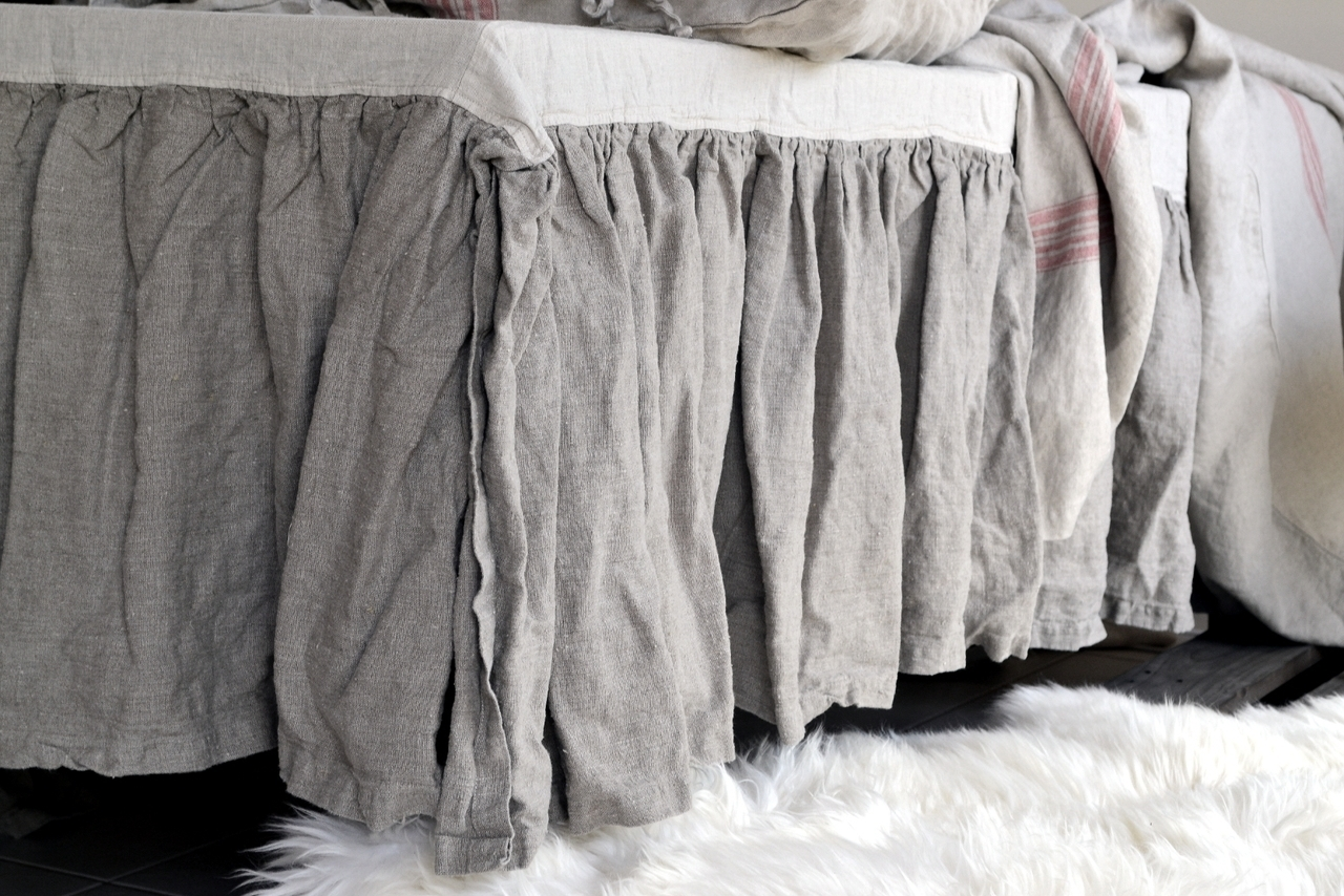 Image of: Kohls Dust Ruffles