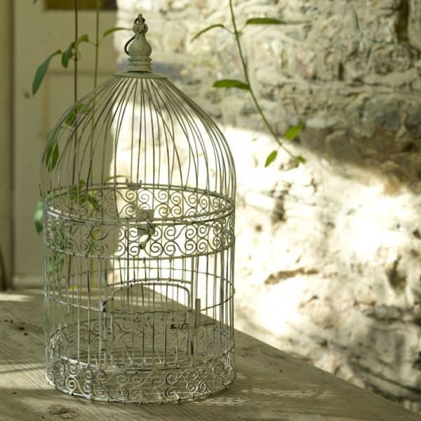 Image of: Small Decorative Bird Cages In Bulk