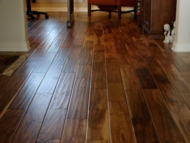 Picture of: Acacia Bronze Wood Flooring