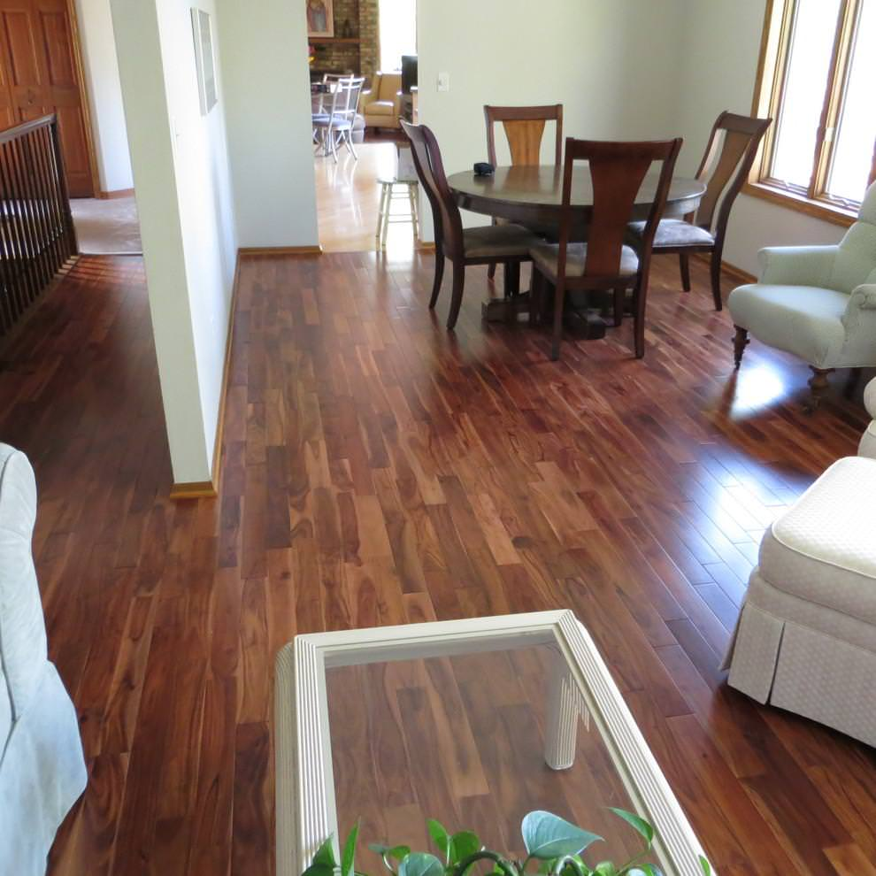Picture of: Acacia Wood Floor And Decor