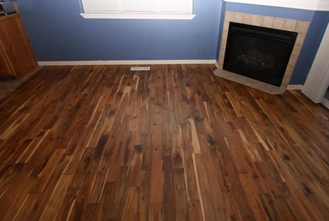 Picture of: Acacia Wood Flooring Care