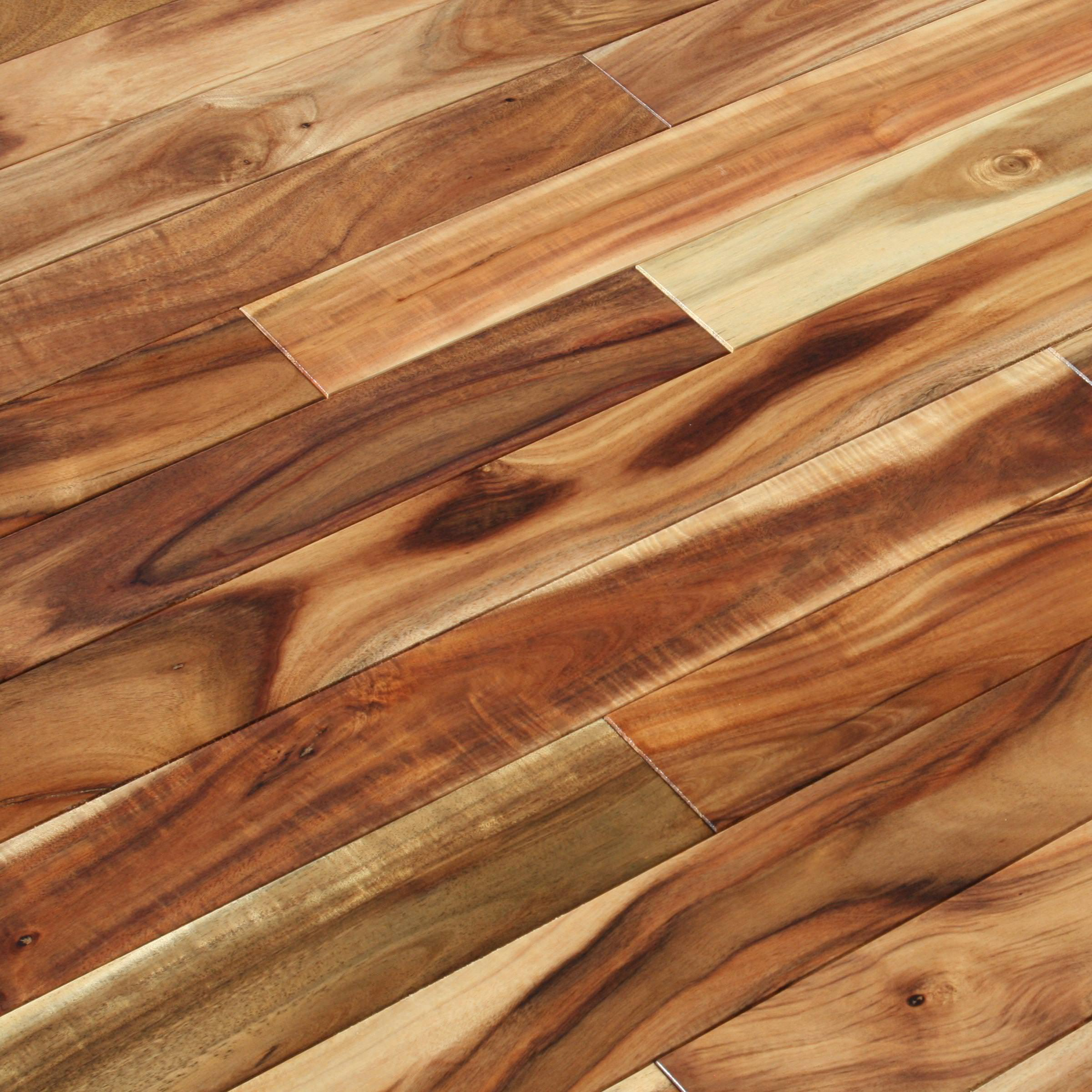 Picture of: Acacia Wood Flooring Home Depot