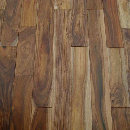 Picture of: Acacia Wood Flooring Installation