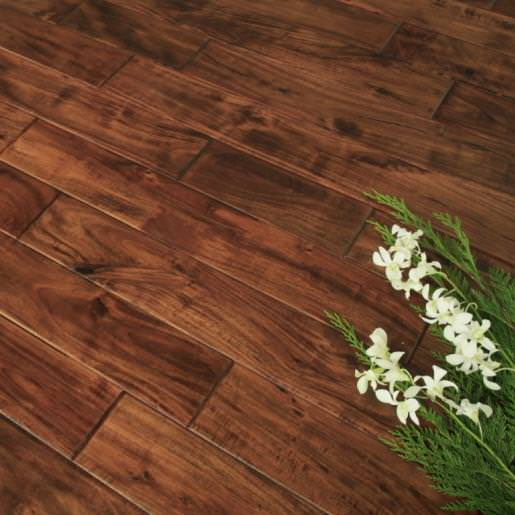 Picture of: Acacia Wood Flooring Mardi Gras