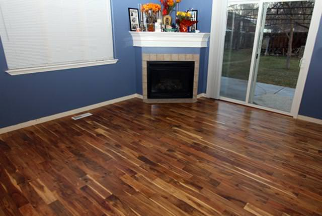 Picture of: Acacia Wood Flooring Sustainability
