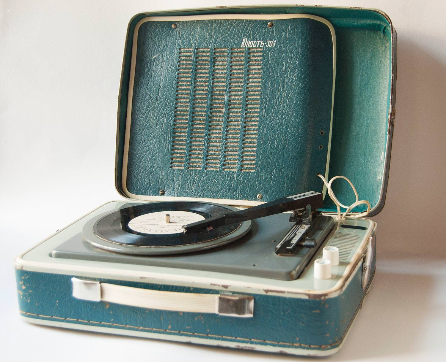 Image of: Antique Record Player Australia