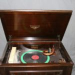 Antique Record Player Cabinet Value